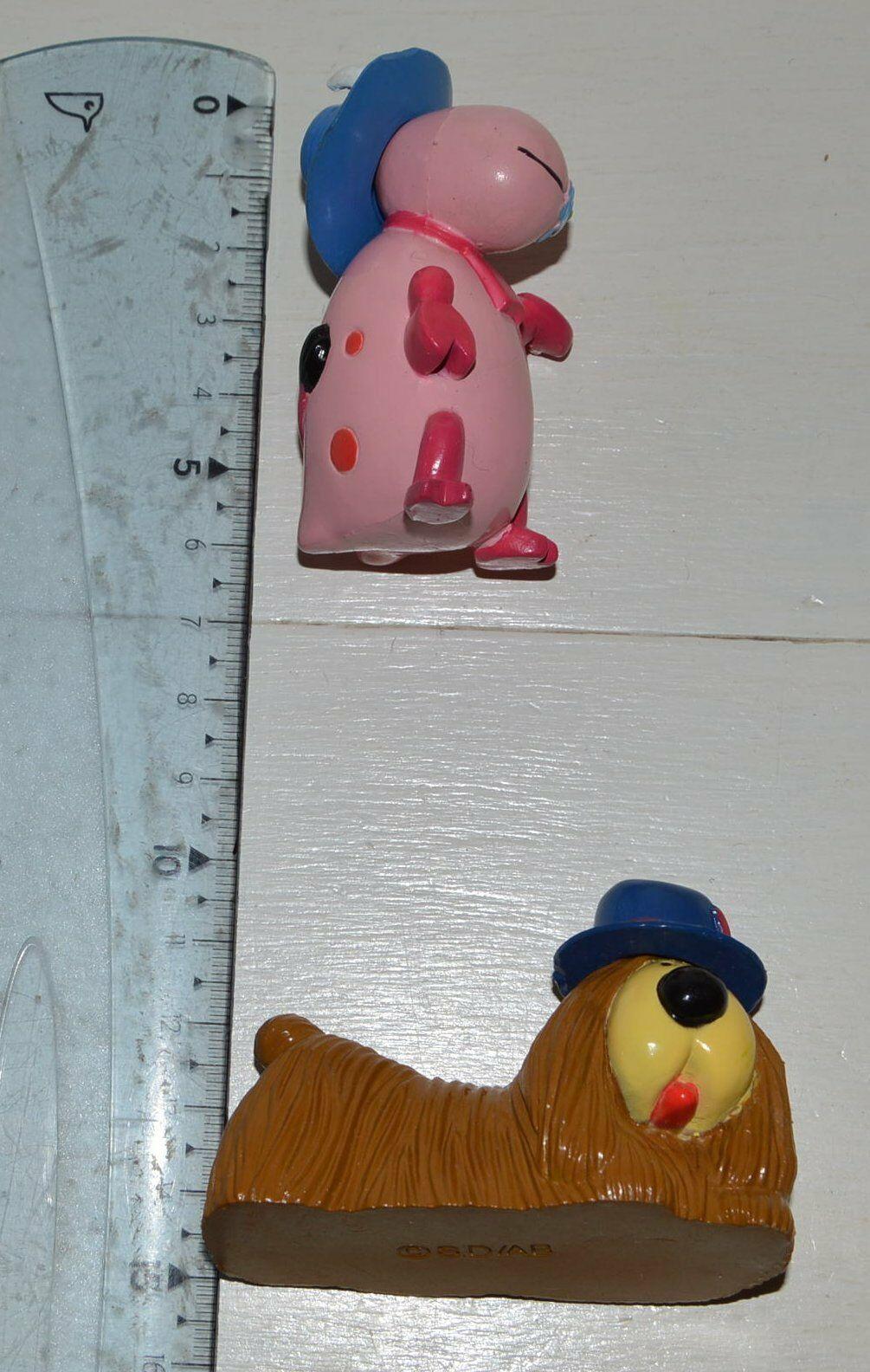 LOT LOT LOT de 19 figurine vintage AB DANOT POLLUX MANEGE ENCHANTE ORTF 34e7dd