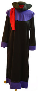 Hunchback-Panto-Notre-Dame-FROLLO-The-Evil-One-Costume-All-Ages-amp-Men-039-s-Sizes
