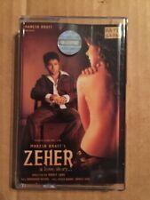 Zeher (RPG) - Roopkumar Rathod Atif Aslam Rare Bollywood UK Cassette