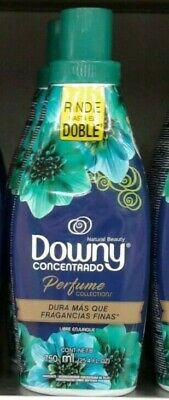 DOWNY Perfume Collections NATURAL BEAUTY Liquid Fabric Softener Get 3/750ml  Bttl | eBay