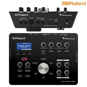 roland td 25 v drums sound module w mount cable based td 30 l authorized dealer 761294502501 ebay. Black Bedroom Furniture Sets. Home Design Ideas
