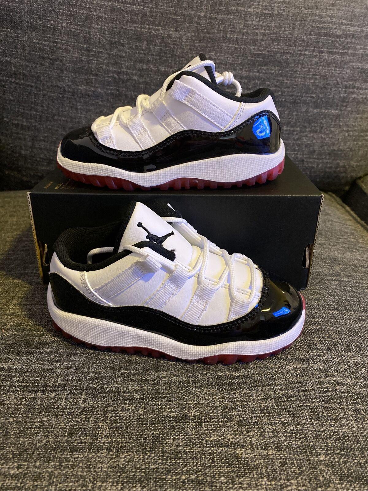 Nike Retro 11 Baby Jordan Concord Low