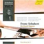 Franz Schubert - Schubert: Piano Works, Vol. 7 (2012)