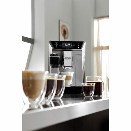 DeLonghi PrimaDonna Automatic Clean Bean To Cup Coffee Machine ECAM550.75.MS