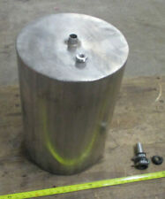Heavy Wall Stainless Steel Tank Apox10 Gallon 19 Tall X 13 Dia