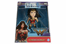 "JADA 98051 DC WW WONDER WOMAN 4"" METAL DIECAST ACTION FIGURE M288"