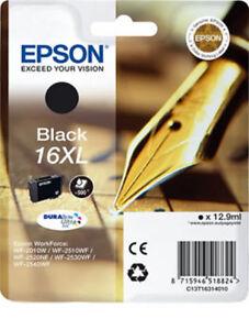 ORIGINAL-DRUCKER-PATRONE-Epson-16XL-WF2510WF-WF2520NF-WF2530WF-WF2540WF-WF2760