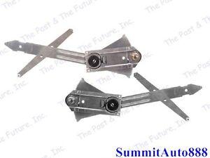 1970 1971 1972 Chevelle GTO Window Regulator Pair Right /& Left Side Dynacorn