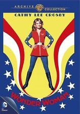 WONDER WOMAN (1974 Cathy Lee Crosby) -  Region Free DVD - Sealed