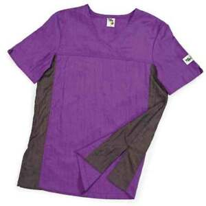 INSECT-SHIELD-V-NECK-Dog-Pet-Grooming-Top
