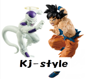 Banpresto Dragon Ball SUPER Z TAG FIGHTERS Son goku /& Freeza Japan import NEW
