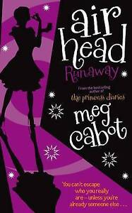 Airhead-Runaway-Airhead-Trilogy-Cabot-Meg-Good-Fast-Delivery
