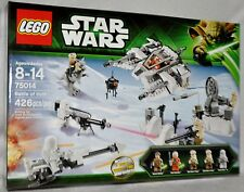 Lego Star Wars 75014 Retired Battle of Hoth Set NEW & SEALED
