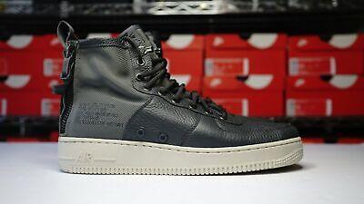 Nike SF Air Force 1 917753 004 Size 9 Dark Grey Mens Mid | eBay
