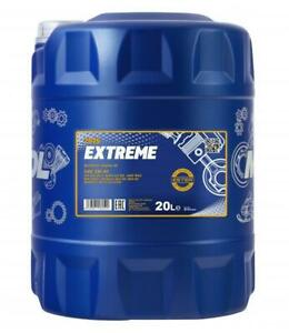 MANNOL-20L-Fully-Synthetic-Engine-Oil-EXTREME-5W-40-SN-CH-4-A3-B4-VW-502-505