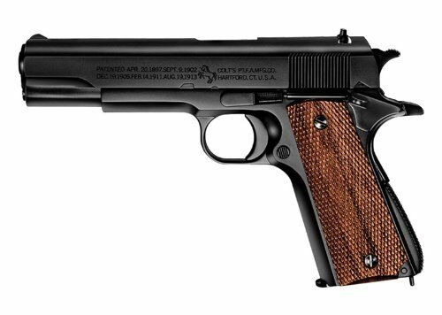 Tokyo Marui No.5 Colt M1911A1 Government Air HOP Hand Gun F/S with T/N