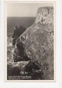 Cliffs At Hells Mouth Nr Portreath RP Postcard 297a - Aberystwyth, United Kingdom - Cliffs At Hells Mouth Nr Portreath RP Postcard 297a - Aberystwyth, United Kingdom
