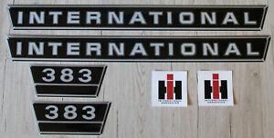 DIESEL Blechschild Schild Schriftzug Mc Cormick International IHC