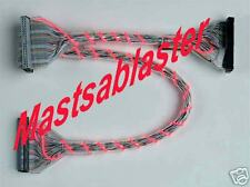 """FAST IDE  36/"""" ATA-133//150 Round Cable W//Red lights"""