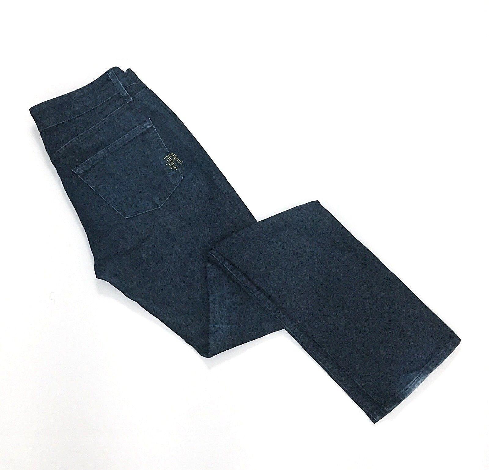 Rich and Skinny Stretch Dark Wash Womens Jeans. Sz. 26. Fits 30x32