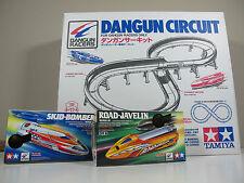 New Tamiya Dangun Tunnel Racers mini series Circuit Race Track + DR5+DR6 Racer