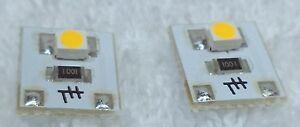 Märklin 2 x AC / DC Module LED verlichting voor huisjes en ...