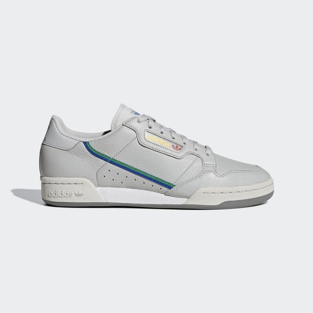Adidas Originals Continental 80 Grey Scarlet Men Lifestyle Sneakers gym CG7128