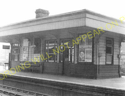 Liverpool Area Mossley Hill Railway Station Photo 1 Allerton Sefton Park