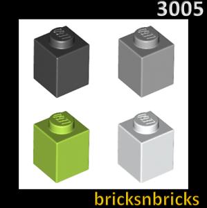 LEGO 3005 Brick 1 x 1Various Colours