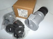 New In Box Hubbell Hbl5100cs1w 100 Amp Pinampsleeve Connector 100a 600v 4p 5w