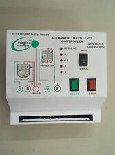"""""""Fully Automatic Water Level Controller and indicator For Three Phase Supply"""