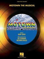 Motown: The Musical Sheet Music Vocal Selections Book 000121881