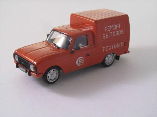 Russian CARS//NXK 2715//Arancione//MATTONCINI//1:43//DeAgostini OVP
