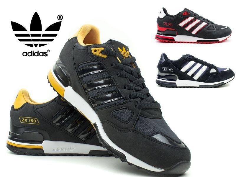 Adidas zx750 casuales Nuevo de Trainers calcetines cortos zapatillas de Nuevo deporte b700e7