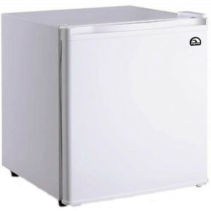 Image Is Loading Compact 1 7 Cu Ft White Refrigerator W