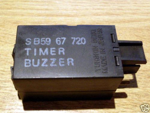 Relay Eunos timer seatbelt buzzer MX5 genuine Mazda MX-5 mk1 USED