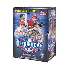 2017 Topps Opening Day Baseball 11ct Blaster Box