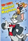 Tom and Jerry Musical Mayhem 0883929307999 DVD P H