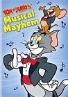 Tom and Jerry Musical Mayhem 0883929307999 DVD P H