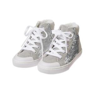 NWT Gymboree Ice Dancer Silver Glitter