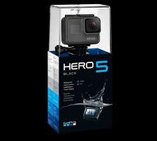 GoPro Hero 5 Black ITALIA 4K Action Cam - NUOVA GARANZIA ULTRA HD GO PRO GO-PRO