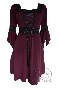 dare to wear victorian gothic plus size renaissance corset