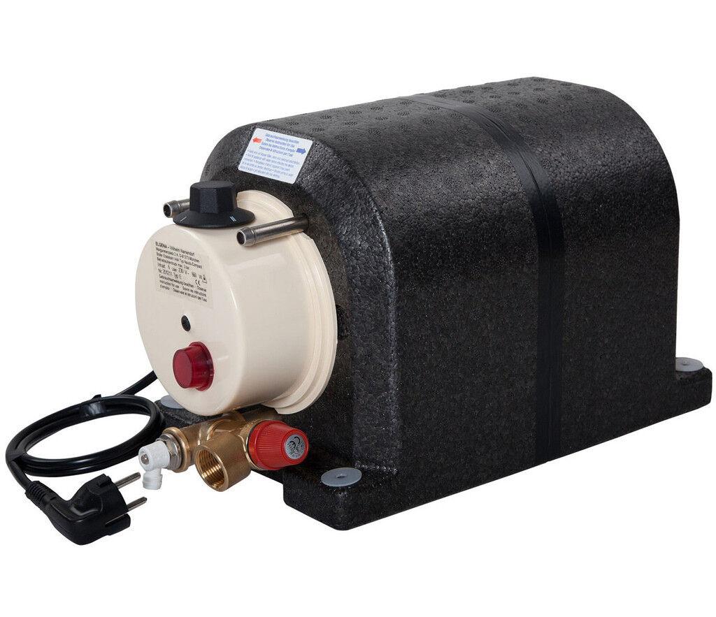 ELGENA Nautic Compact Warmwasser - - Warmwasser Boiler 6 - 10 Liter 80665f