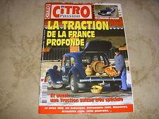 CITROPASSION 18 02.2006 = AUTOPASSION n° 0 DS CHAPRON ALPINE A210 R5 TURBO 205