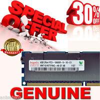4GB PC3-10600R 2Rx4 Memory Upgrade HP ProLiant ML350 G6  Server (DDR3-1333MHz)