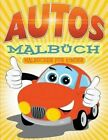 Autos Malbuch: Malbu Cher Fu R Kinder by Julie Little (Paperback / softback, 2015)
