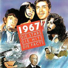(CD) Die Stars Die Hits Die Facts 1967 - Equals, Smoke, Bee Gees, Lulu, Lords