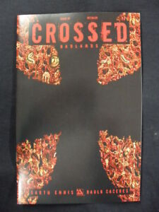 CROSSED: BADLANDS #25 RETAILER COVER EXPLICIT! (AVATAR COMICS)