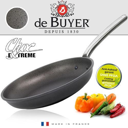 La paix est une Buyer-CHOC bénédiction de fruit De Buyer-CHOC une EXTREME-anti-adhérent poêle 36 CM 19b923