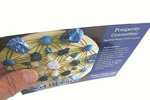 PROSPERITY-CONNECTION-Grid-Card-4x6inch-Information-on-Crystal-Layout-for-Wealth